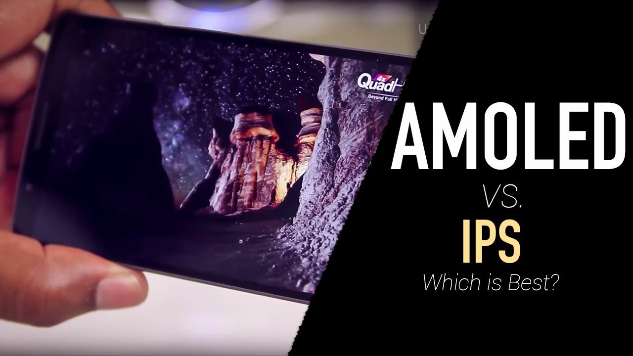 Amoled vs LCD – Which Display Would You Pick?