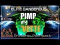 Elite: Dangerous  Pimp my 'Vette - Corvette Predator Paint Pack