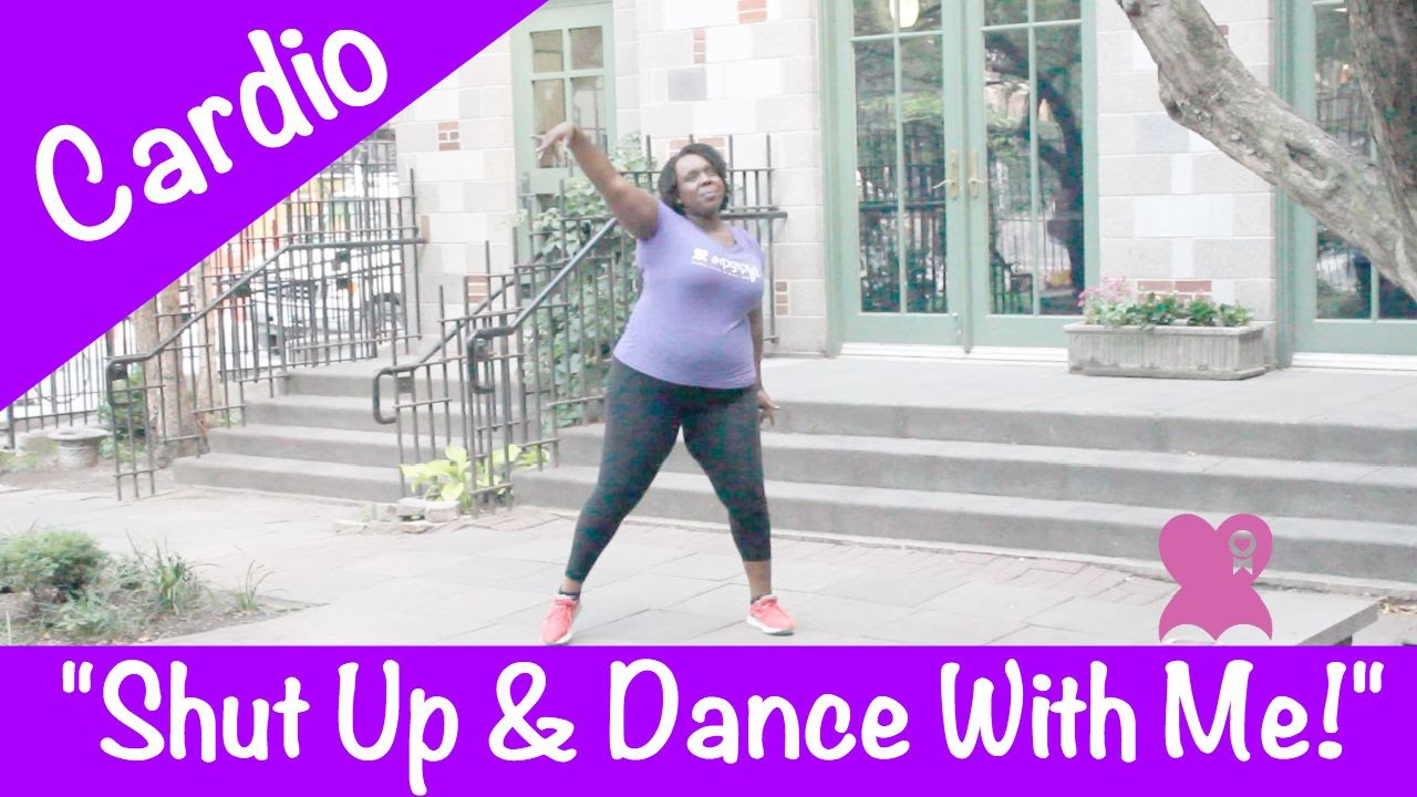 522a92e6e98 Plus Size Workout Video  Shut Up and Dance with Me - YouTube