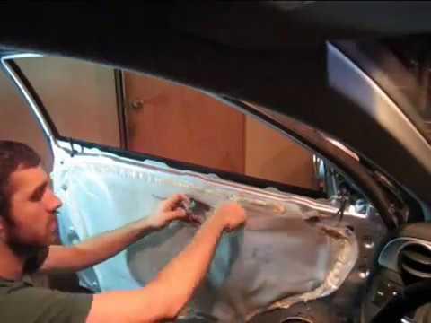 Replacing Acura RSX window regulator