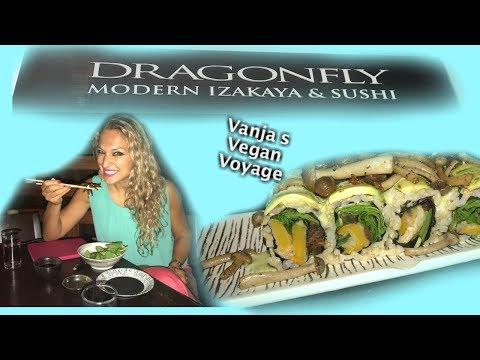 Vegan food in Orlando - Dragonfly
