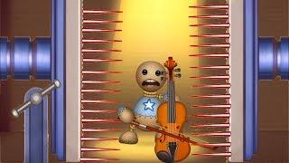 Vise Violent Violin vs Funny Buddy | Gameplay Walkthrough #71 #Kickthebuddy