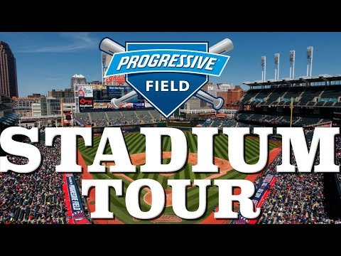 Cleveland Indians Progressive Field Tour
