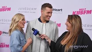 iHeartRadio's Wango Tango pink carpet sees celebs from CNCO to Colton Underwood and Cassie Randolph