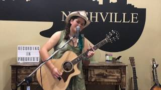 Scarecrow In The Garden - Chris Stapleton - Amazing Cover by 13-Year-Old Ava Paige