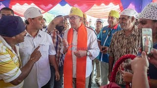 Anwar's first campaign stop in PD