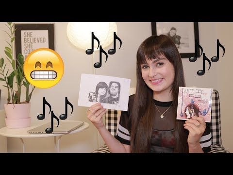 REACTING TO MY TEEN ROCK BANDS ANGSTY MUSIC RECORDINGS! (you'll cringe)