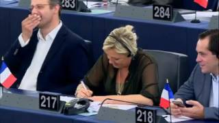 Verhofstadt @ European Parliament