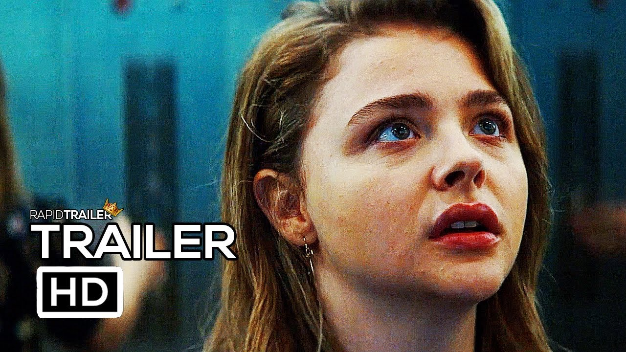 GRETA Official Trailer (2019) Chloë Grace Moretz, Horror ...