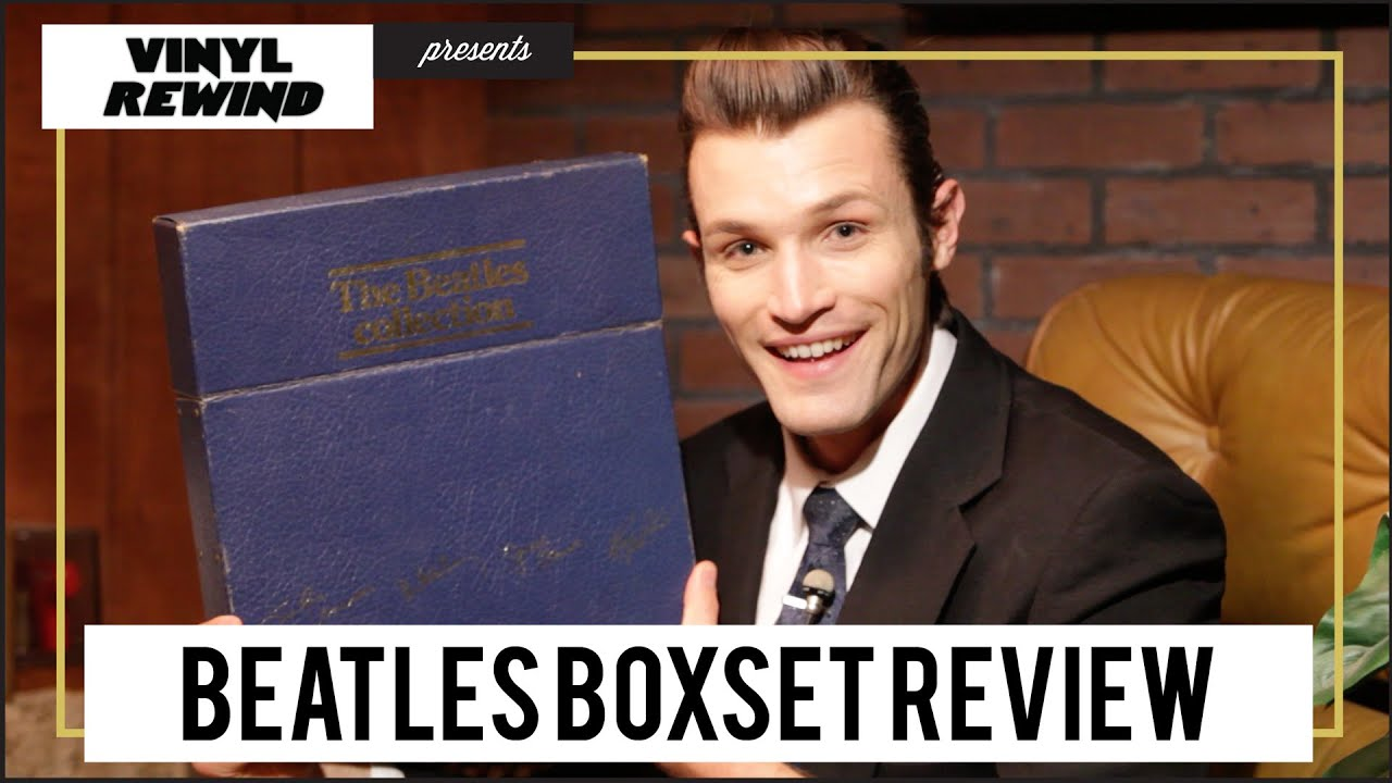 The Beatles Collection box set product review