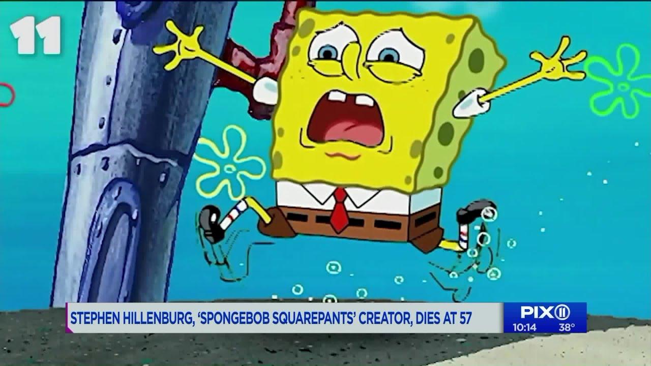 Spongebob squarepants creator stephen hillenburg dead at 57