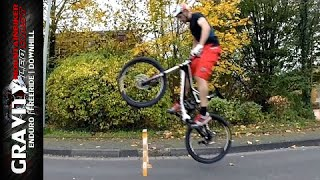 BMLK #5 (Streetbiken | Urban-Mountainbiking | BunnyHop, Wheelie, Manual)