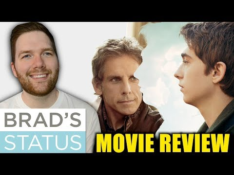 Brad's Status - Movie Review