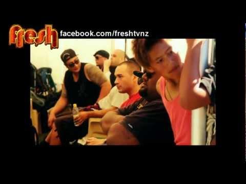 FRESH: To The Stage - Creekfast in Porirua 2012