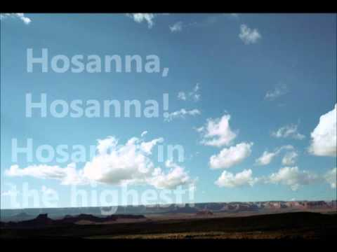 Hosanna Christy Nockels  with lyrics