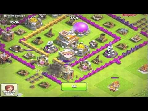 Clan Castle Healer: Defending and Healing