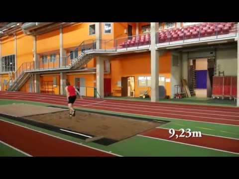Standing triple jumps 29.07.2016
