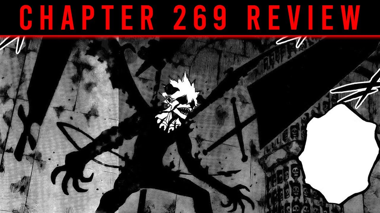Asta Vs Liebe Black Clover Chapter 269 Review Youtube