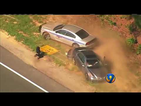 NC Highway patrol makes changes to chase policies to reduce fatalities