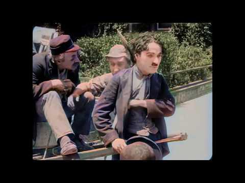 Chaplin - Work - Color (Laurel \u0026 Hardy)