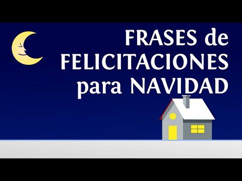 Frases cortas de navidad doovi - Felicitaciones cortas de navidad ...