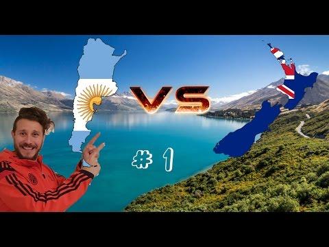 Argentina vs Nueva Zelanda #1 La Seguridad