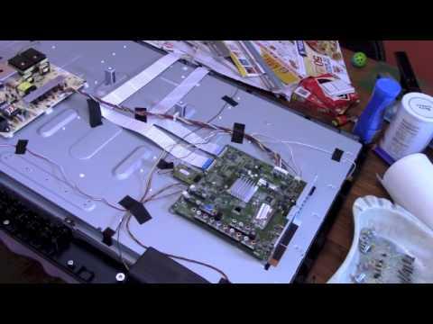How to replace IR sensor