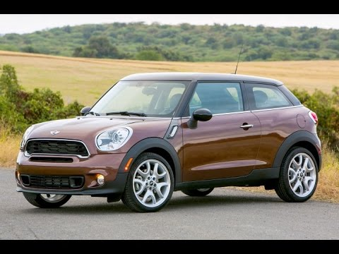 mini cooper paceman 2016 car review youtube. Black Bedroom Furniture Sets. Home Design Ideas