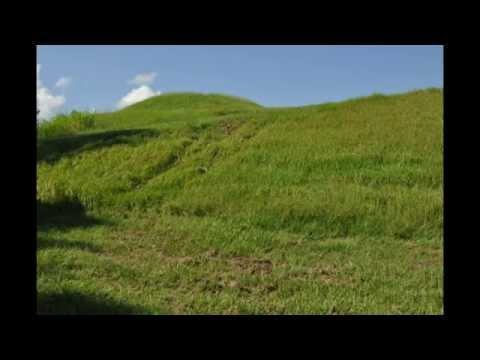 Emerald Mound - On the Natchez Parkway in 2012