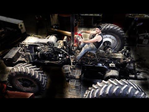 🔴Welker Brothers Live! Major Case 8940 Magnum Repairs - Welker Farms Inc