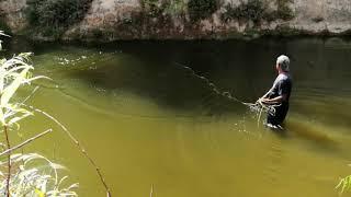El chory tarrayando y saludos pesca con chuy