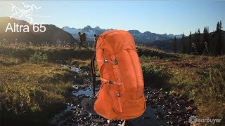 Arc'Teryx Altra 65 Backpac…