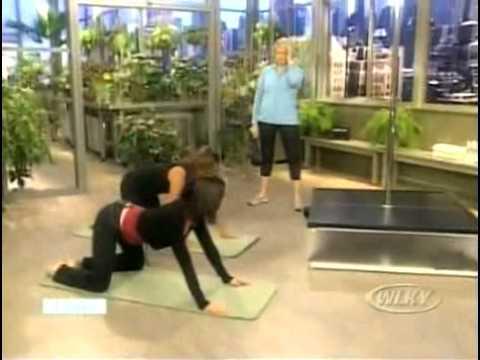 Martha Stewart Pole Dancing with Sheila Kelley S Factor