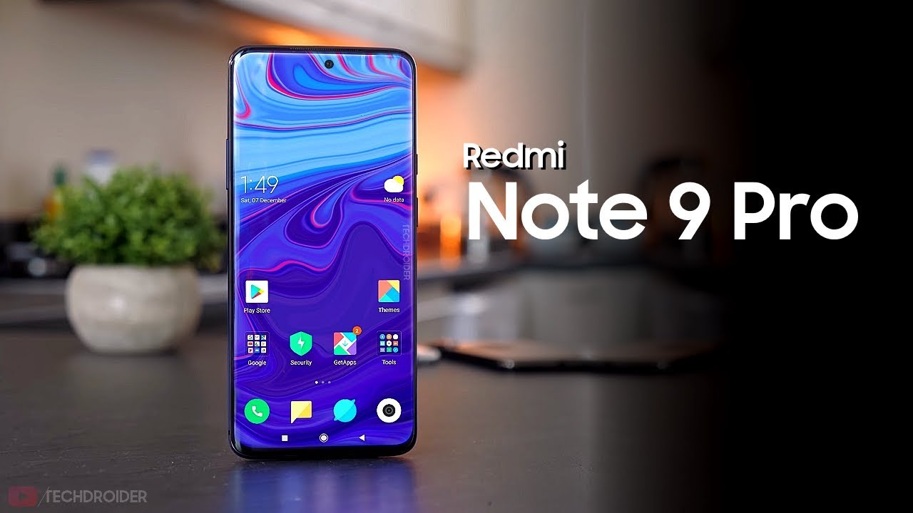 Redmi Note 9 Pro – THIS IS IT!