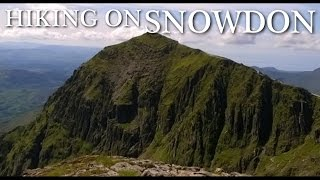 Hiking On Snowdon - Rangers Path - Summit or Nothing - Full Video