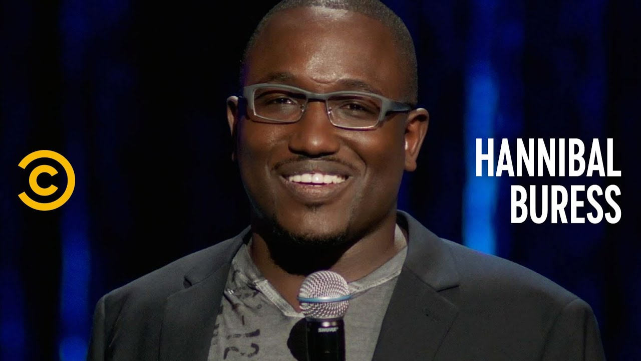 Pissing Yourself on Ecstasy - Hannibal Buress