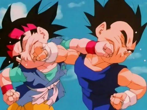 Goku Jr Vs Vegeta Jr Pelea Completa Audio Latino HD