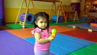 Hannah Faith Tongol - Gymboree