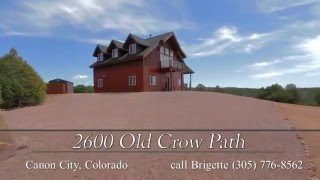 Off Grid, In Style  (Colorado Mountain Home and property)
