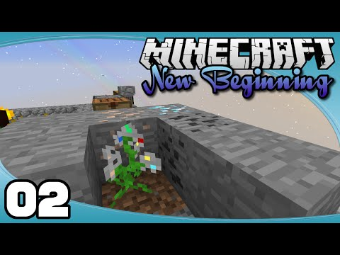 New Beginning - Ep. 2: Getting Ores!