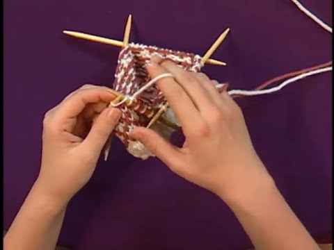 Managing Yarns for Colorwork - Knitting Daily TV Episode 306 with ...