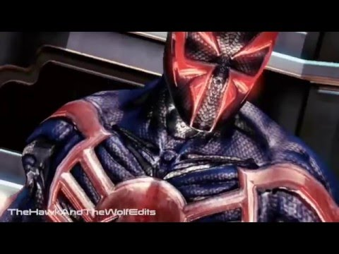 """Problematic"" SPIDERMAN 2099 music video"