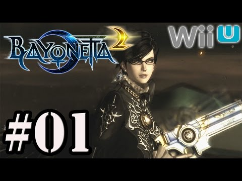 Let's Play: Bayonetta 2 - Parte 1 - The End