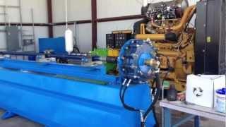 """BICO 3-1/8"""" SpiroStar Supreme Motor Dynamometer Test"""