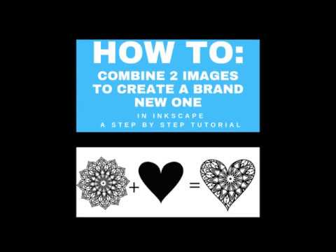 Download How To Create A Mandala Heart In Inkscape Youtube