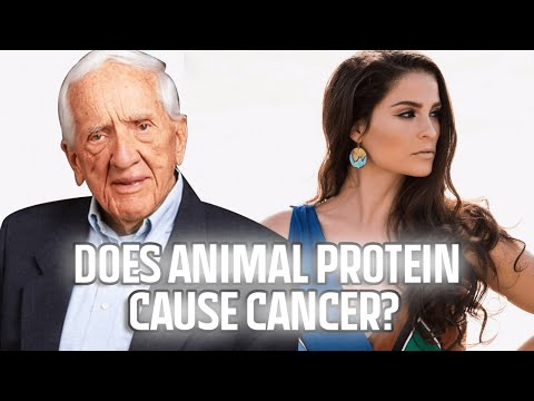 Dr. T. Colin Campbell Interview- Link Between Animal Protein And Cancer