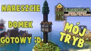 Wybudowałem Naprawdę Ładny Domek na Drzewie!