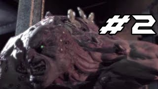 BATMAN Arkham Asylum Gameplay Walkthrough - Part 2 - Big Daddy (Let