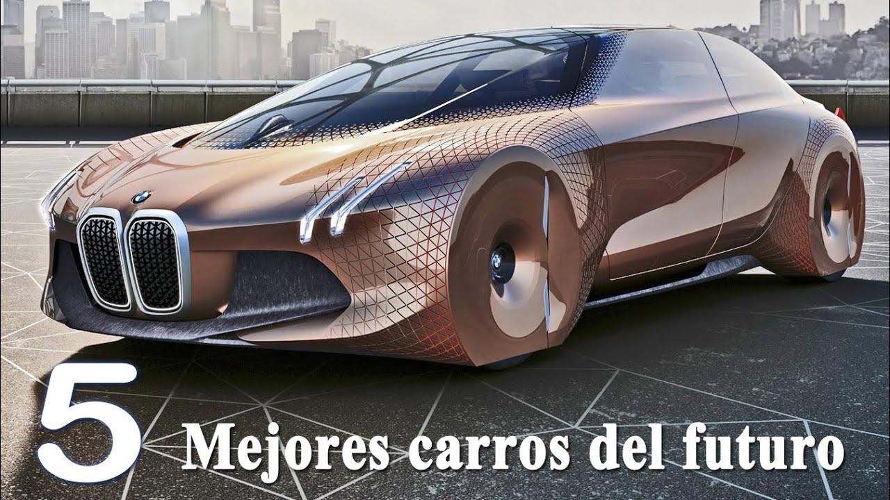 CARROS DEL FUTURO: Top 5 Increibles Carros Futuristas 2030