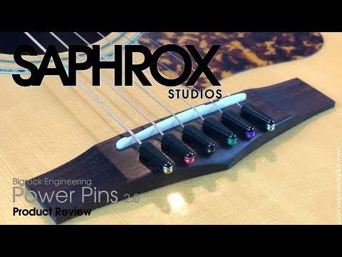 PPAG-C - Power Pins 2.0 Chrome - Bridge Pin System video